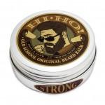 Бальзам для  бороды премиум класса Hi-Ho с ароматом Bay Rum, сильная фиксация 50 мл
