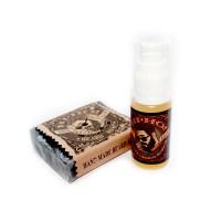 Подарочный набор для ухода за бородой и усами №7-мини